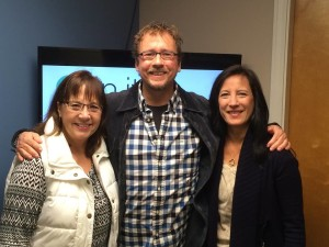 Anita, Henry and Lori