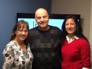 Anita, Paul and Lori