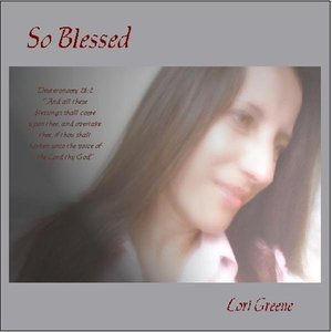 So Blessed CD Cover