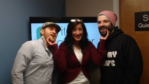 Chris, Lori and Kenny